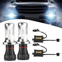 For Nissan 200SX S14 55w Super White Xenon HID High//Low//Fog//Side Headlight Bulbs