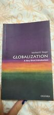 Globalization: A Very Short Introduction by Manfred B. Steger Sociology UH Manoa