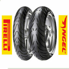 120/70/ZR/17 160/60/ZR/17 HONDA/NC/750 COPPIA gomme pneumatici Pirelli ANGEL ST