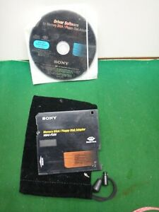 Sony Memory Stick -Floppy drive adapter MSAC-FD2M
