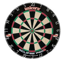 Unicorn Eclipse Pro 2 PDC Championship Quality Bristle Dartboard As Seen On TV