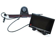 "Mercedes Sprinter IR LED Brake Light RearView Reversing Camera 7"" Dash Monitor"