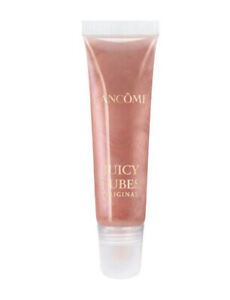 Lancome Juicy Tubes Ultra Shiny Hydrating Lip Gloss SIMMER # 06 NIB, Full Size
