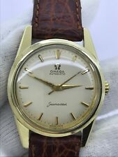 VINTAGE OMEGA SEAMASTER 14700 4 SC AUTOMATIC CAL.552 MENS SWISS MADE.SERVICED