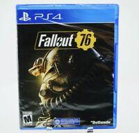 Fallout 76: Playstation 4 PS4 New Ships Free