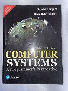 (a2) Computer Systems : A Programmers Perspective 3rd Ed. By Randal Bryant