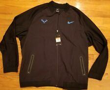 *WOW* NIKE Sportswear RAFA NADAL Bomber Jacket mens XXL tennis zoom training