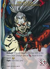 DRACULA 2014 Upper Deck Marvel Legendary UNDERWORLD