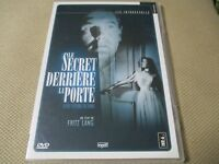 """DVD NEUF """"LE SECRET DERRIERE LA PORTE"""" Joan BENNETT / Fritz LANG"""