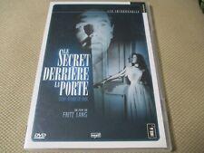 "DVD ""LE SECRET DERRIERE LA PORTE"" Joan BENNETT / Fritz LANG"