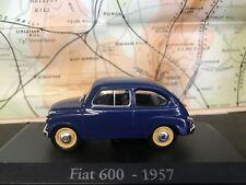 Fiat 600 1957 (1/43)