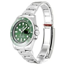 Submariner Green Dial Automatic Mechanical Luxury Watch