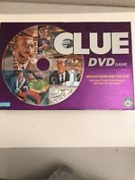 Hasbro Parker Brothers Clue DVD Mystery Board Game 2006 gm1119