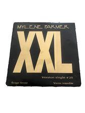 Mylene Farmer : Cd Promo XXL / Tres Rare
