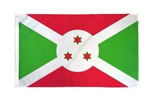 3x5 Burundi Flag Country Banner New Indoor Outdoor