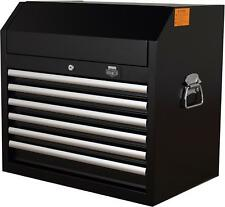 Halfords Advanced 6 Drawer Tool Chest Garage Storage 250 Max Load Ball Bearing
