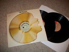 CLIFF RICHARD- 40 GOLDEN GREATS DOUBLE VINYL ALBUM