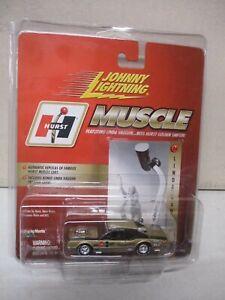 Johnny Lightning White Lightning Hurst Muscle Linda Vaughn (3)