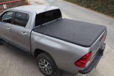 2016 sur Toyota Hilux Flexible Roulé Capote Couvre Benne Bâche Protection Plaque