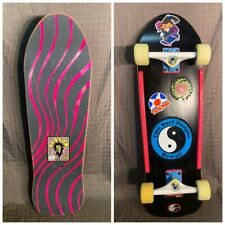 """New Custom Skateboard Complete ~ Vision Psycho T&C Surf Designs """"Theme� pink"""