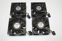 X4 Dell Poweredge 2600 Server Case Fan G0522 G0523 FFC0912DE