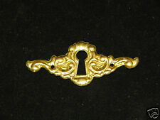 Keyhole Cover Brass