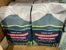 Trader Joe's Ecuador Pichincha Small Lot Coffee 100% Arabica Whole Bean Coffee