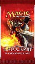 10 x MTG Magic the Gathering GATECRASH Booster Packs NEW SEALED PACK!