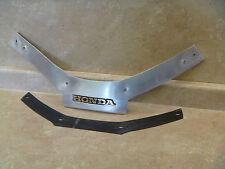 Honda GL-1100 Interstate Used Original Fairing Windshield Garnish 1981 #M2 #OW