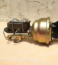 "1961-1972 Ford Galaxie 7""  Brake booster & master cyl disc drum valve"