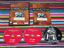IN MEMORIAM  Pc Cd Rom / MAC  Game A unique investigation experience