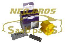 SAAB 9-5 00-09 PETROL MAN POWERFLEX FRONT TORQUE ROD TO ENGINE BUSH - PFF66-221