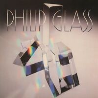 PHILIP GLASS - GLASSWORKS  VINYL LP NEW+