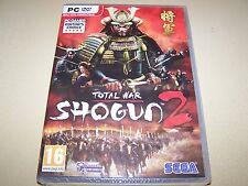Shogun 2: total War (Pc DVD) ** nuevo Y Sellado **