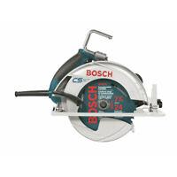 Bosch 7-1/4 in. 15 A Heavy Duty Circular Saw w/ Carrying Bag CS10 New