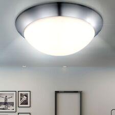 Elegante LED 12 Watt Deckenleuchte Wohnzimmer Beleuchtung Flur Lampe Licht Buro