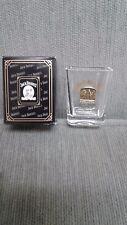 Jack Daniels Shot Glass 1913 Gold Medal Commemorative-NIB