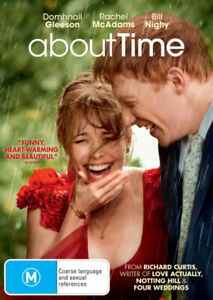 ABOUT TIME (2013) [NEW DVD]
