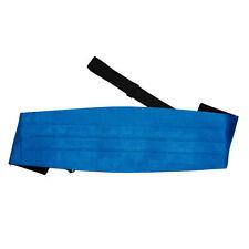 Cravates, foulards et ceintures de cérémonie bleus pour homme