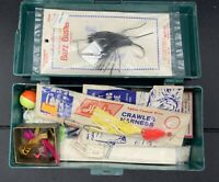 Lot of Vintage Fishing Lures And Tackle Freshwater Mixed Lot