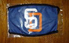 San Diego Padres Face Mask Sd Reusable