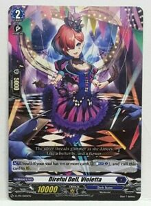 Bushiroad Cardfight Vanguard Direful Doll, Violetta D-PR/005EN Dark States