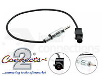CT27AA06 BMW 1 3 5 6 7 Series Mini Fakra to DIN aerial antenna adapter connector