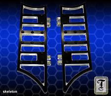 Harley Bagger Custom Driver Floor Boards- Skeleton-2010 Road Glide