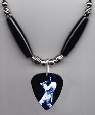 Elvis Presley Signature Photo Guitar Pick Necklace #3