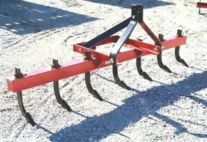 New TRI 7 Shank Tiller/Ripper/Renovator-(FREE 1000 MILE DELIVERY FROM KENTUCKY)