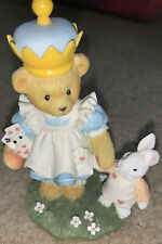 Cherished Teddies Alicia Through the Looking Glass I See You 302465 Alice Enesco
