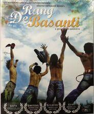 RANG DE BASANTI (AAMIR KHAN, SOHA ALI, SIDDHARTH) - BOLLYWOOD BLU-RAY