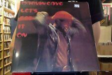Marvin Gaye Let's Get it On LP sealed vinyl RE reissue