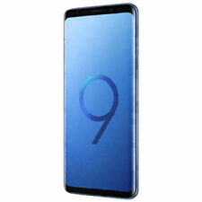 SAMSUNG GALAXY S9 + Plus G965F/DS DUAL SIM 128GB BLUE FACTORY UNLOCKED